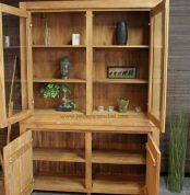 Display Cabinet Minimalis Jiga 2